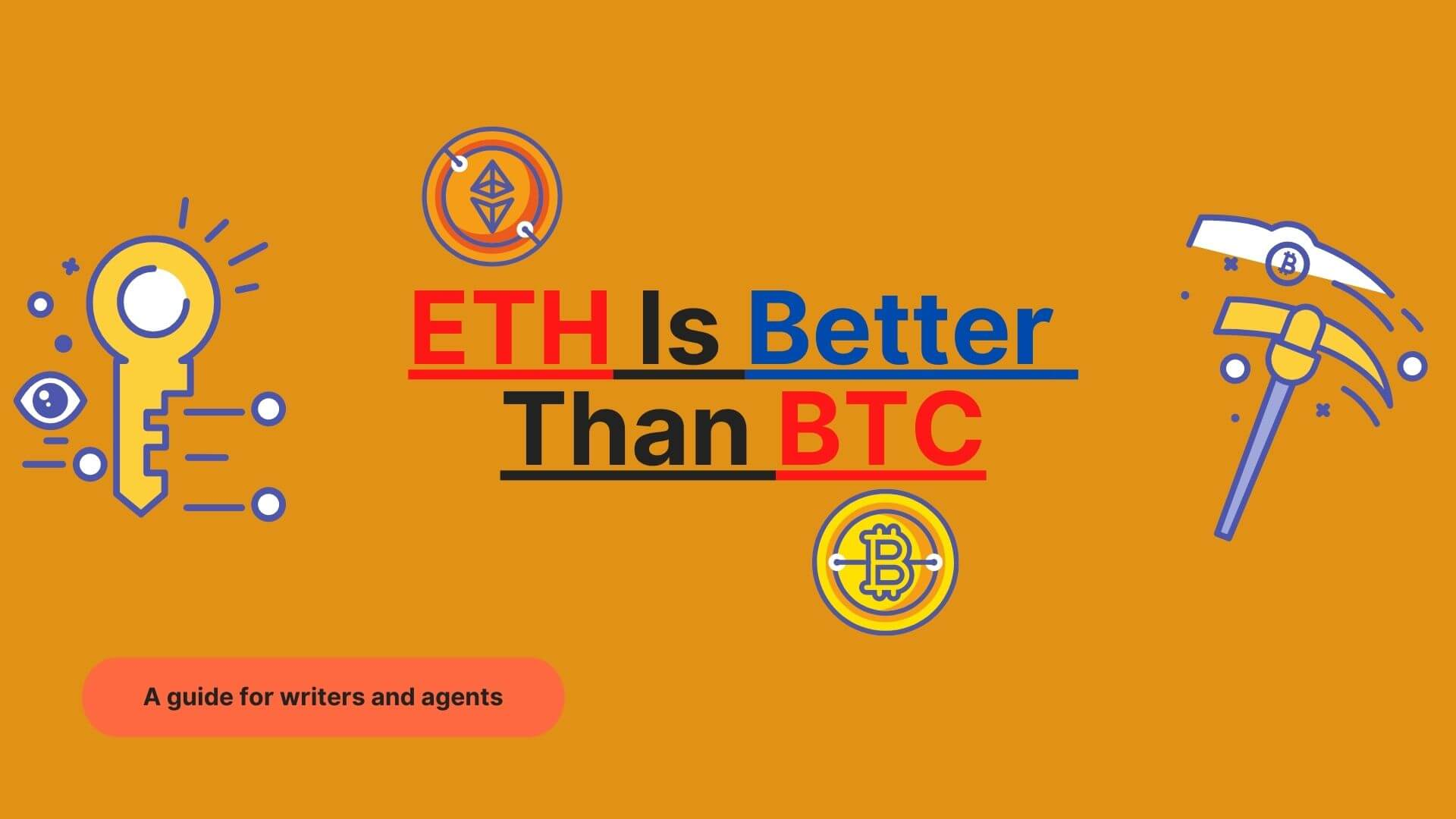ETH Is Better Than BTC