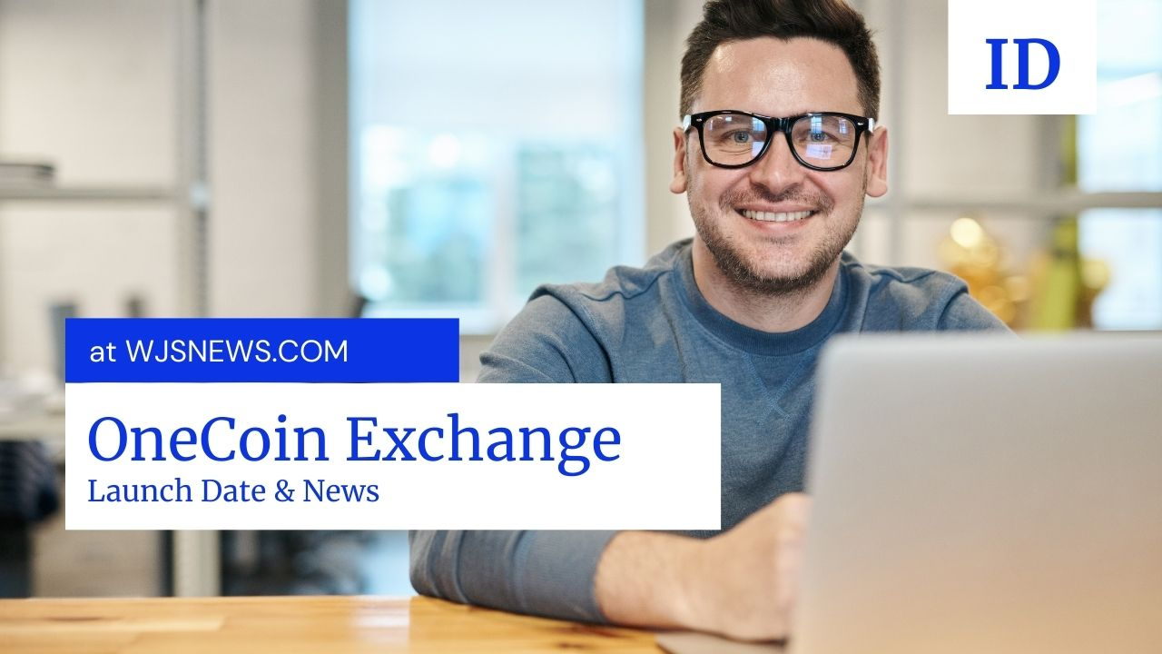 OneCoin exchange launch date