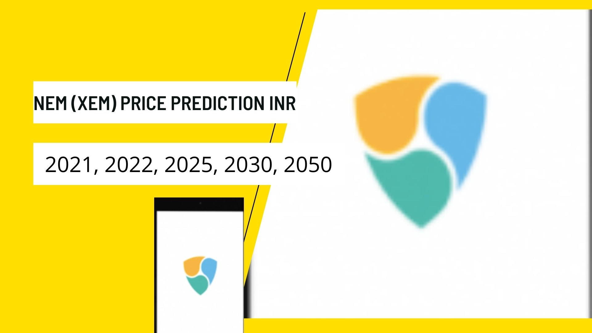NEM XEM Price Prediction IN INR