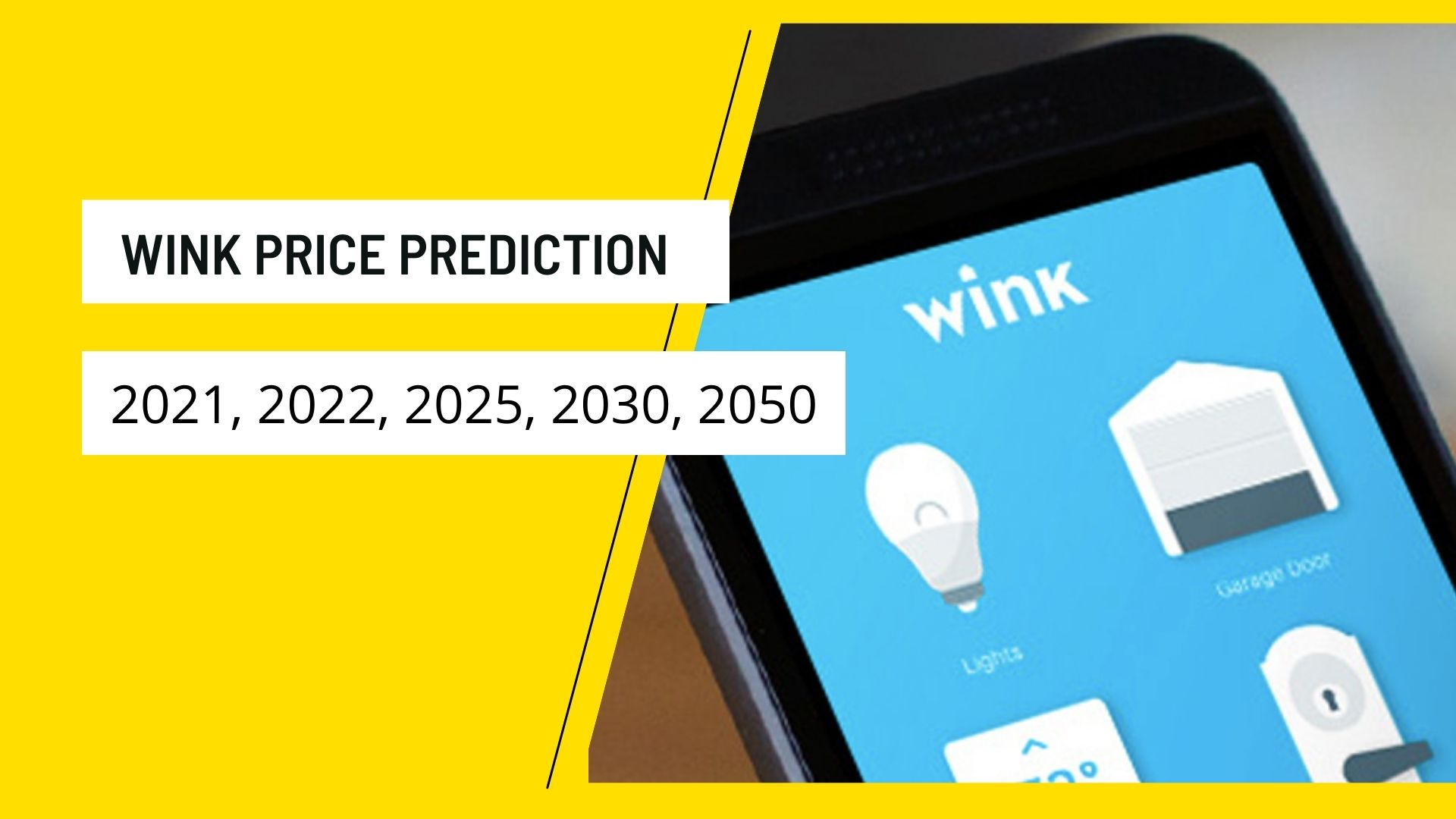 WINk Price Prediction