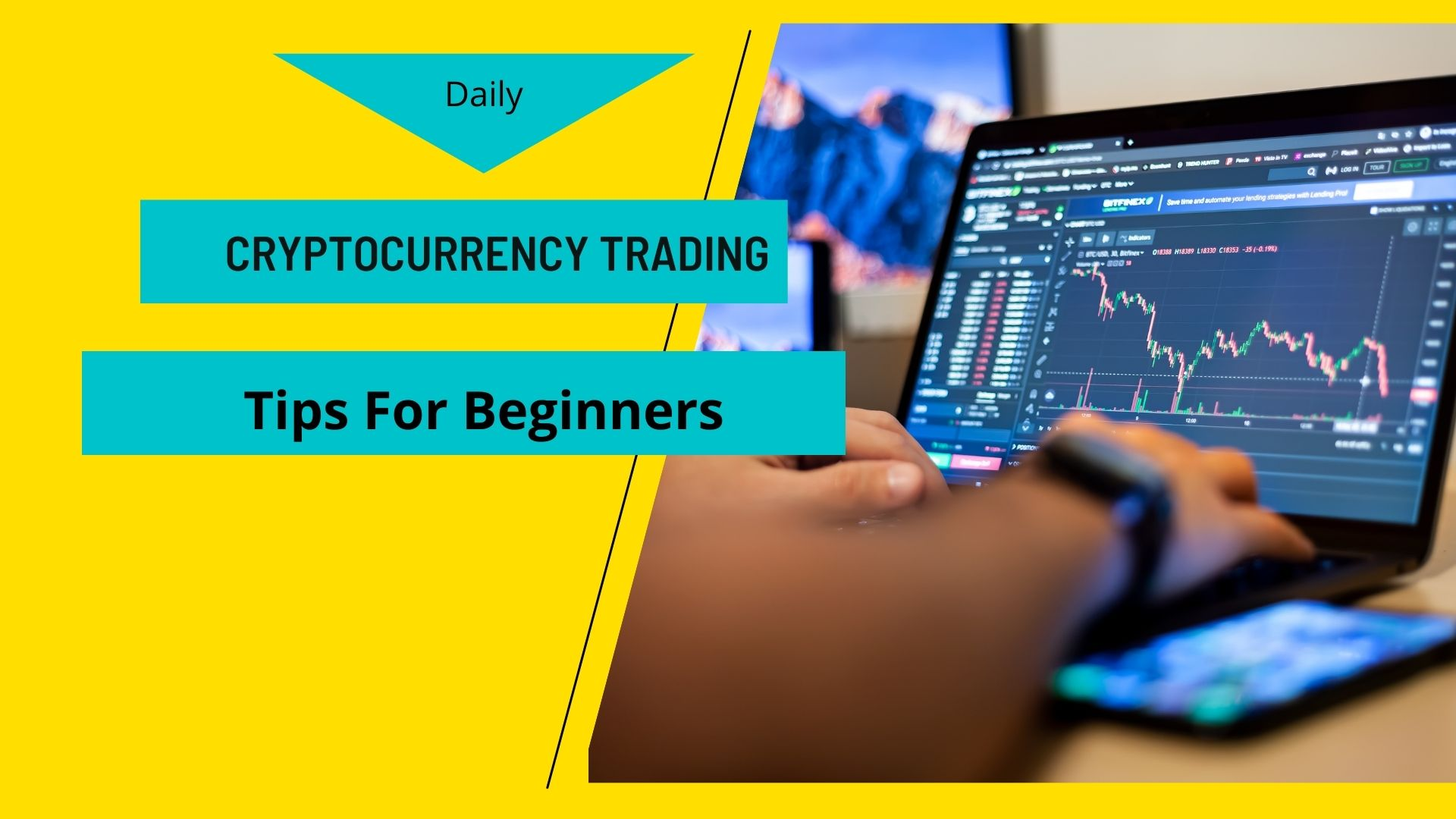 Daily Cryptocurrency Trading Tips