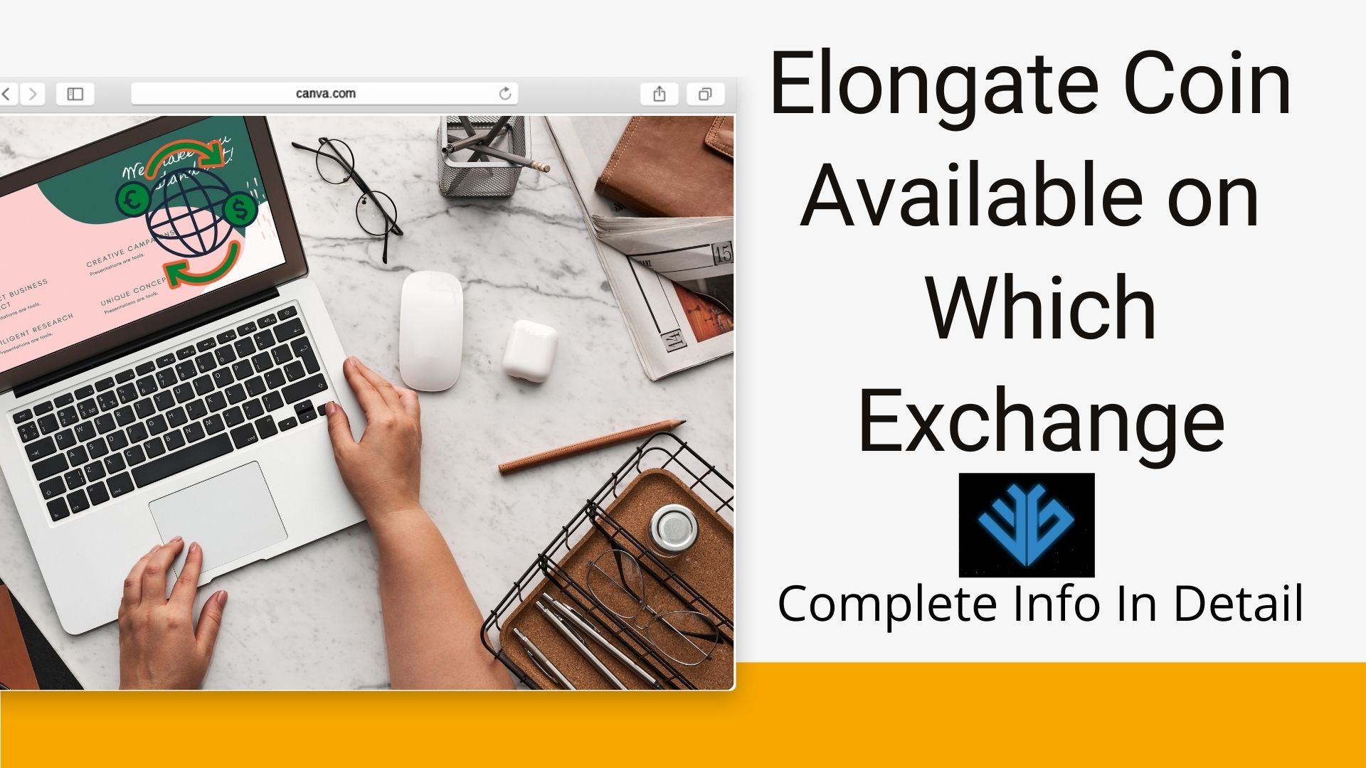 Elongate Coin Available on Which Exchange