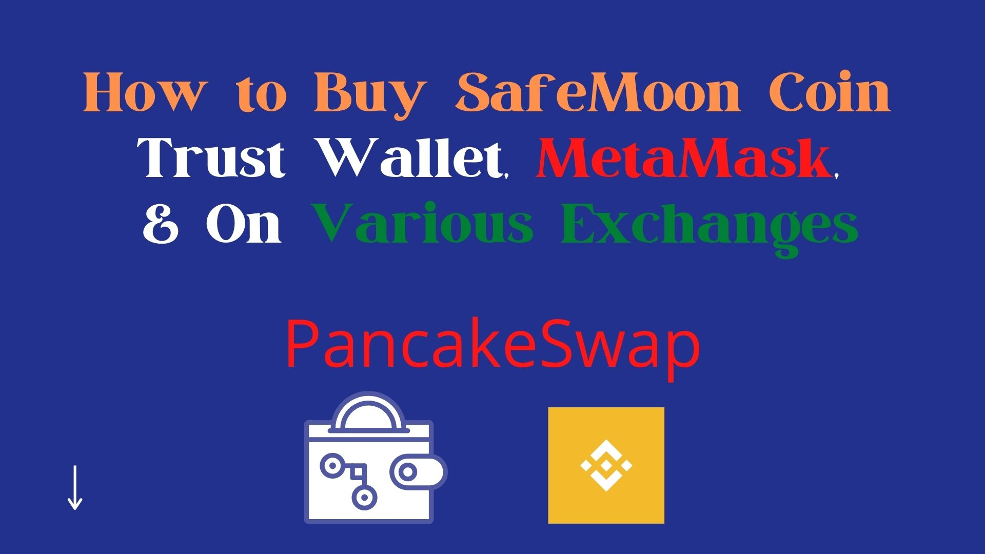 How to Buy SafeMoon Coin Trust Wallet