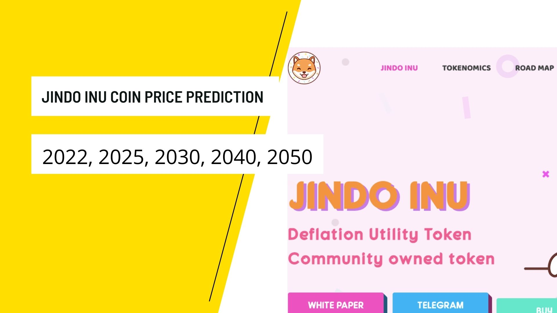 JINDO INU Coin Price Prediction in INR