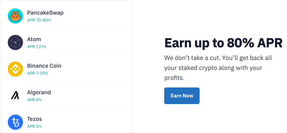 List of Coins Supported by Trust Wallet